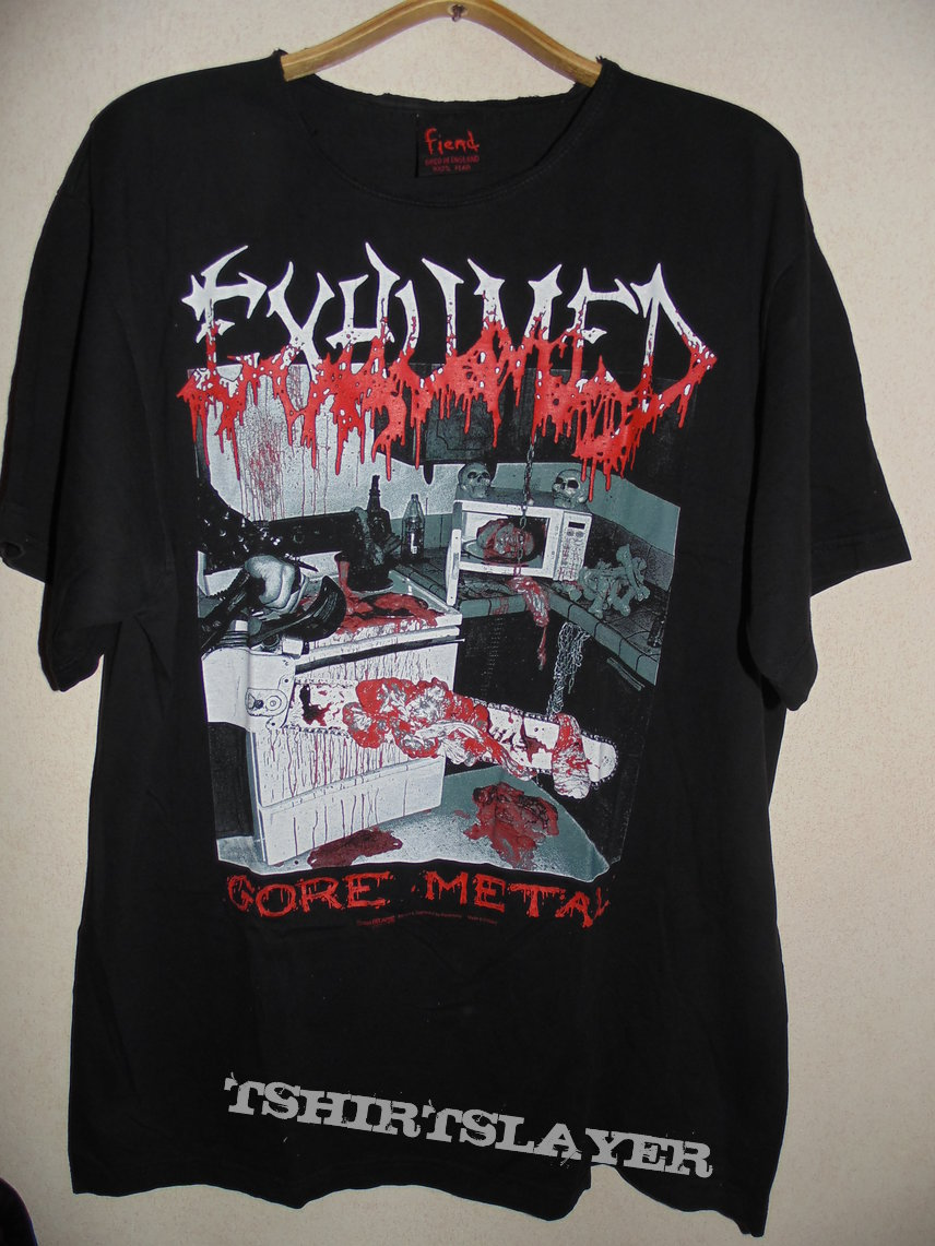 Exhumed – Gore Metal