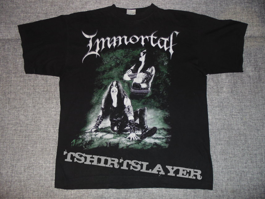 Immortal – At The Heart Of Winter