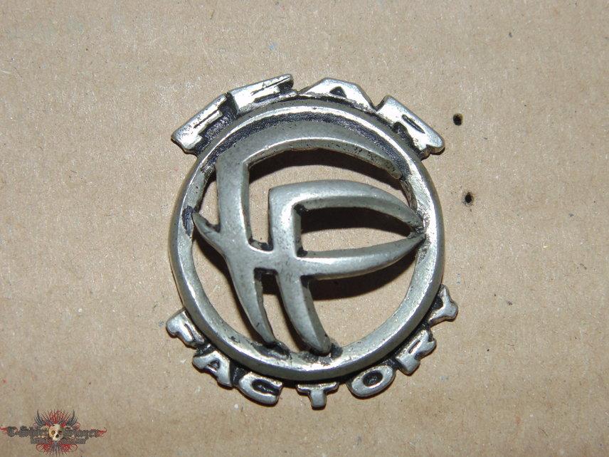 Fear Factory pin