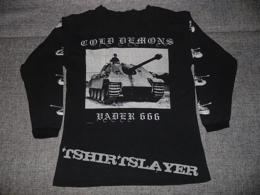 Vader - 666 Cold Demons