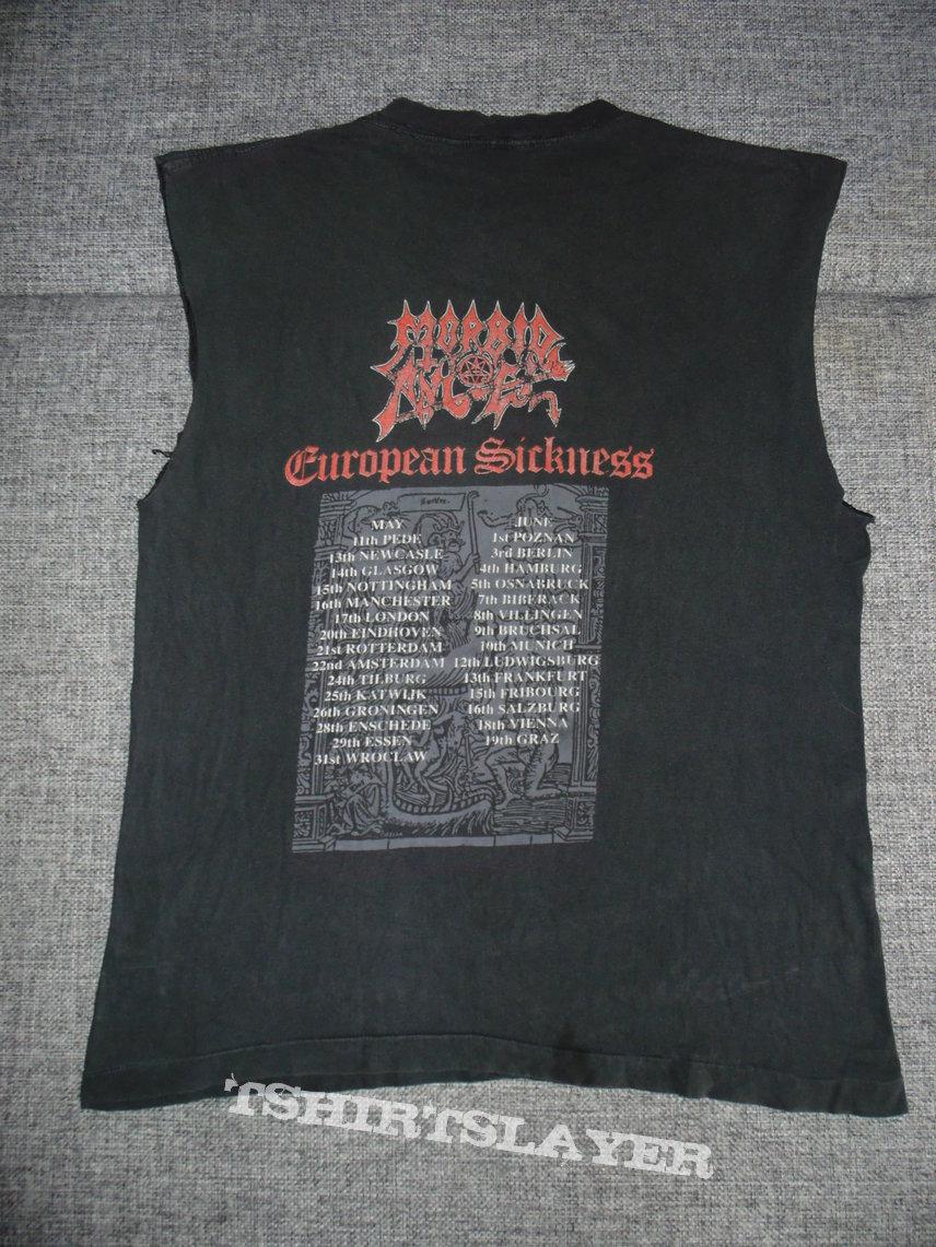 Morbid Angel – Leading The Rats / European Sickness
