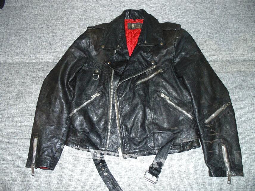 Janbell style jacket