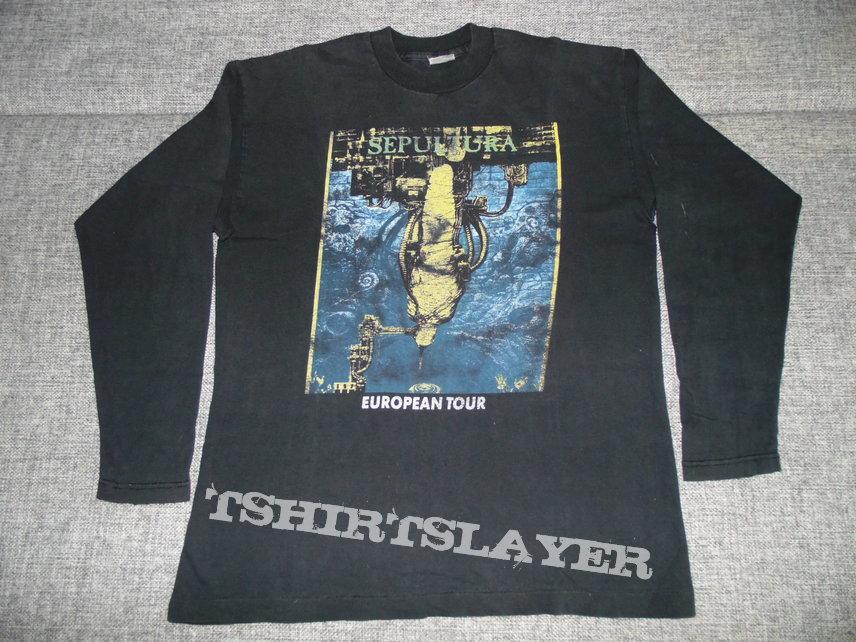 Sepultura – Chaos A.D. European Tour