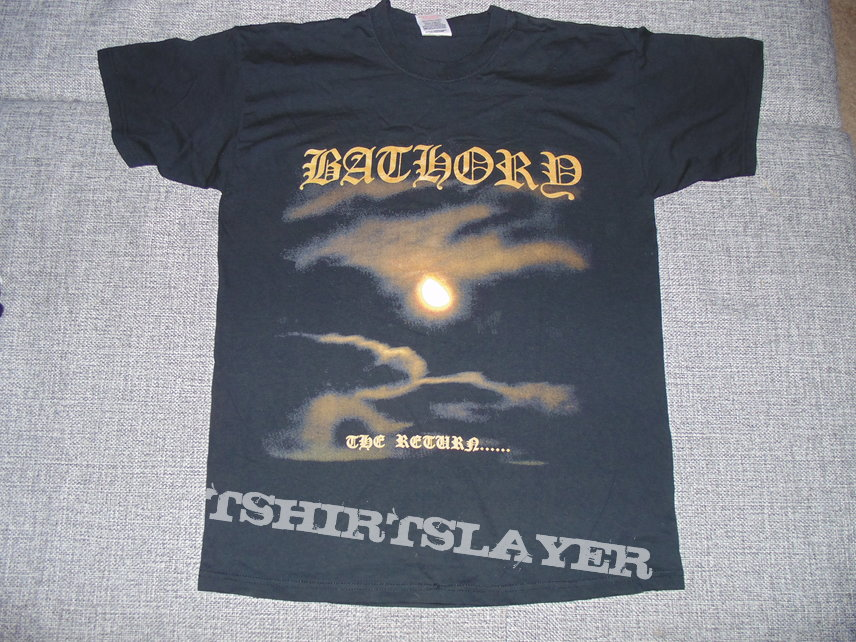 Bathory – Return
