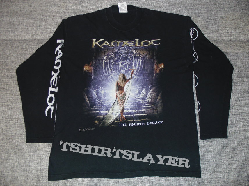 Kamelot ‎– The Fourth Legacy / New Allegiance Tour