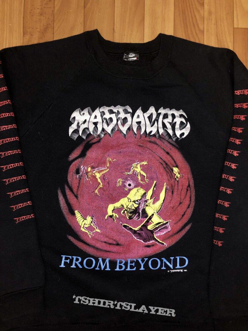 Massacre From Beyond Sweater