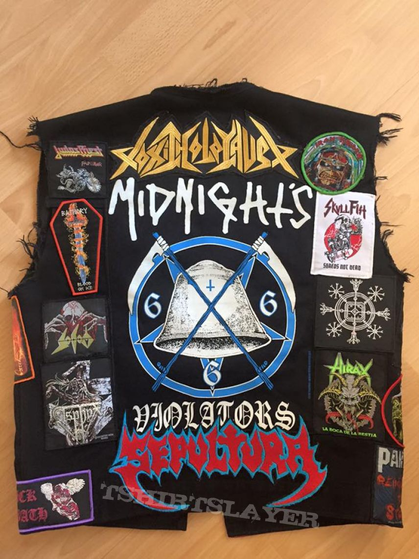 Update Battlejacket #2