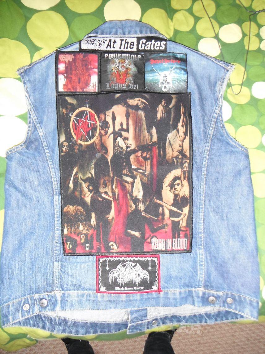 My Patch Jacket, So Far