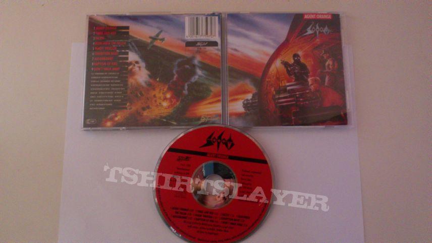 CD: Sodom-Agent Orange
