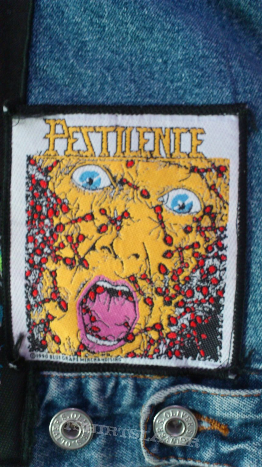 New Patch: Pestilence-Consuming Impulse 1990