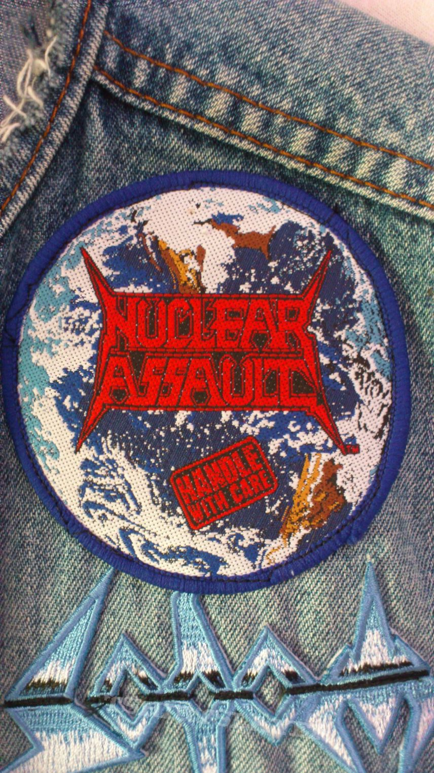 New Patch: Nuclear Assault-Handle with Care