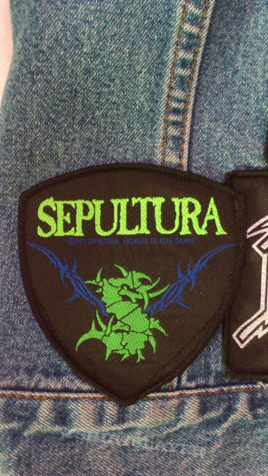 New Patch: Sepultura-1993