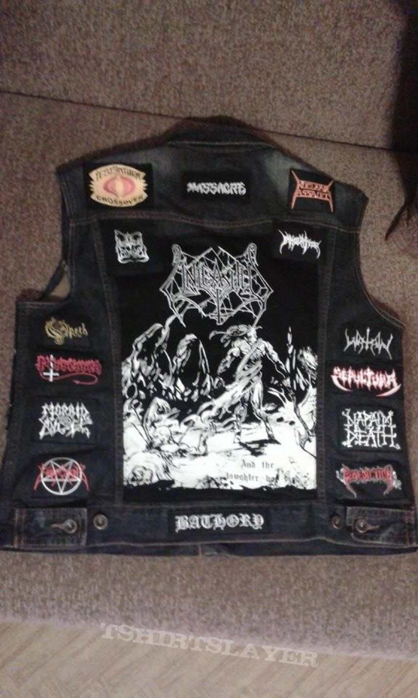 Yet another battle jacket...