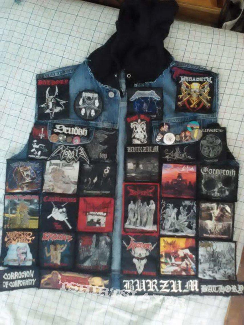 The third vest I ever made