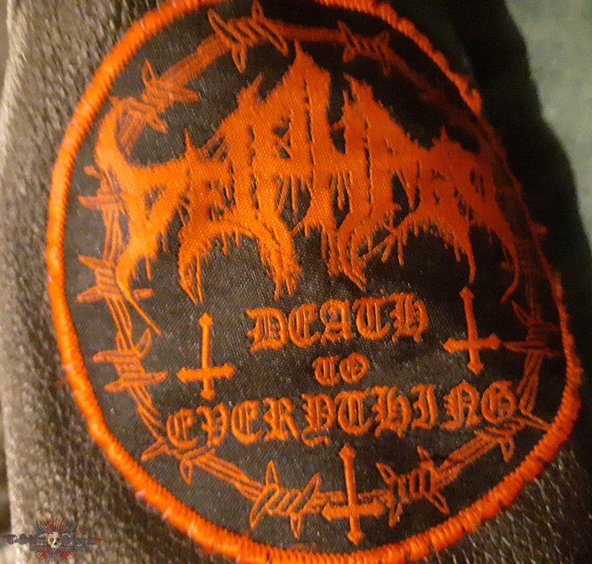 War.Cult.Supremacy leather jacket
