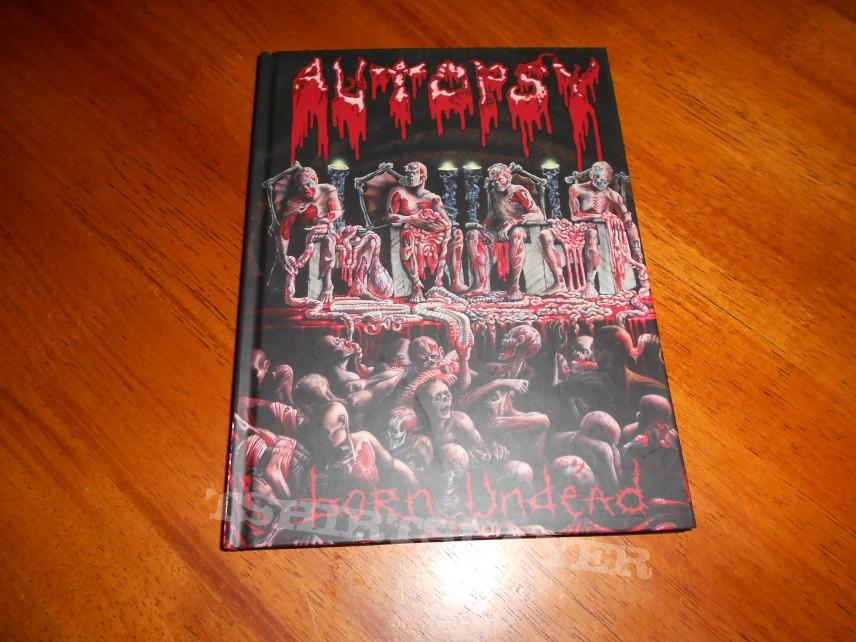 Autopsy/Born Undead DVD