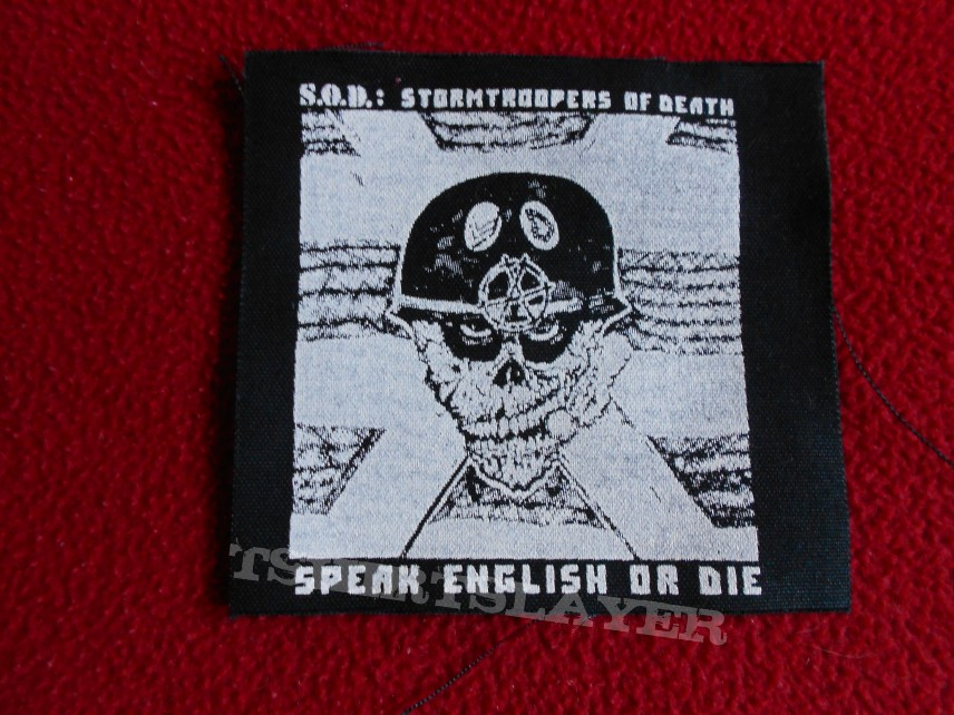 Patch - S.O.D./patch