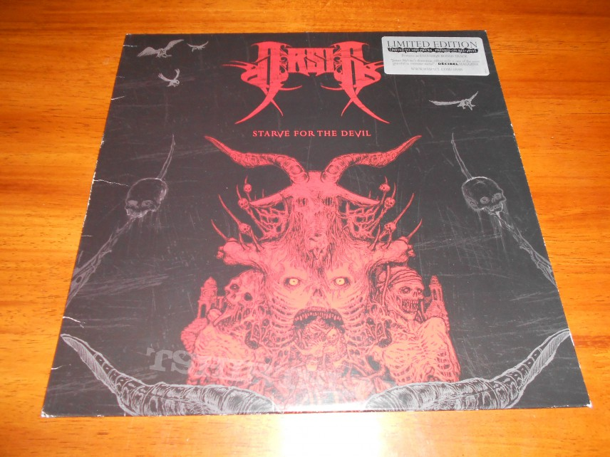 Arsis/Starve For The Devil LP