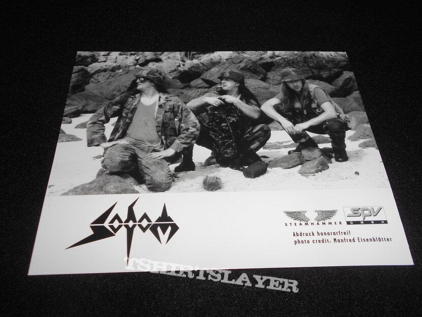 Sodom / Promo
