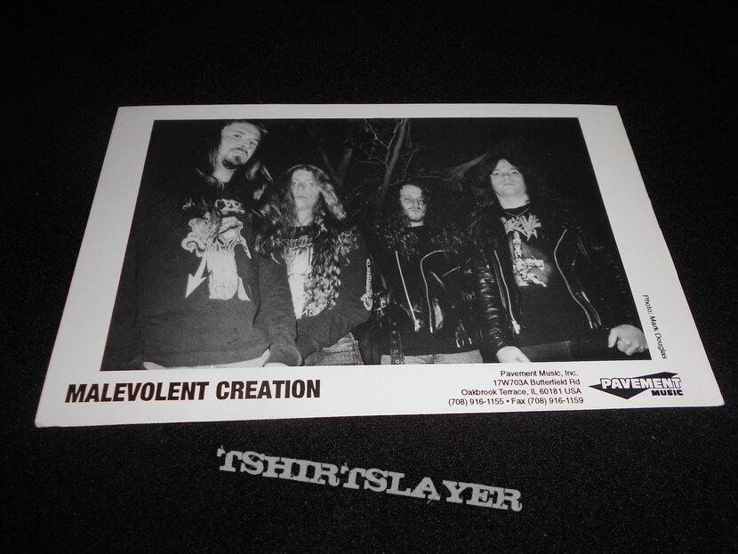 Malevolent Creation / Promo