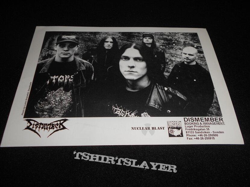 Dismember / Promo