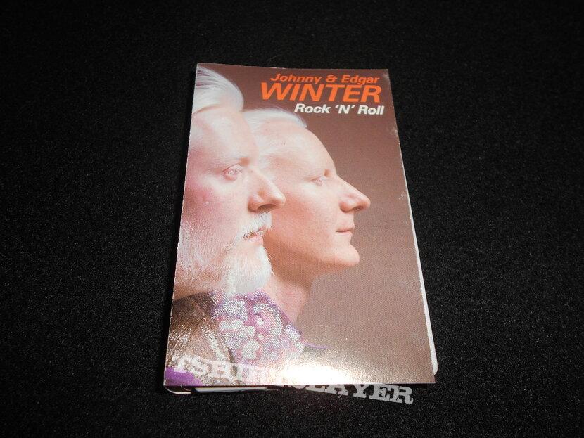 Johnny Winter, Edgar Winter / Rock 'N' Roll