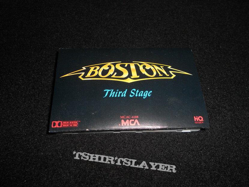 Boston / Third Stage