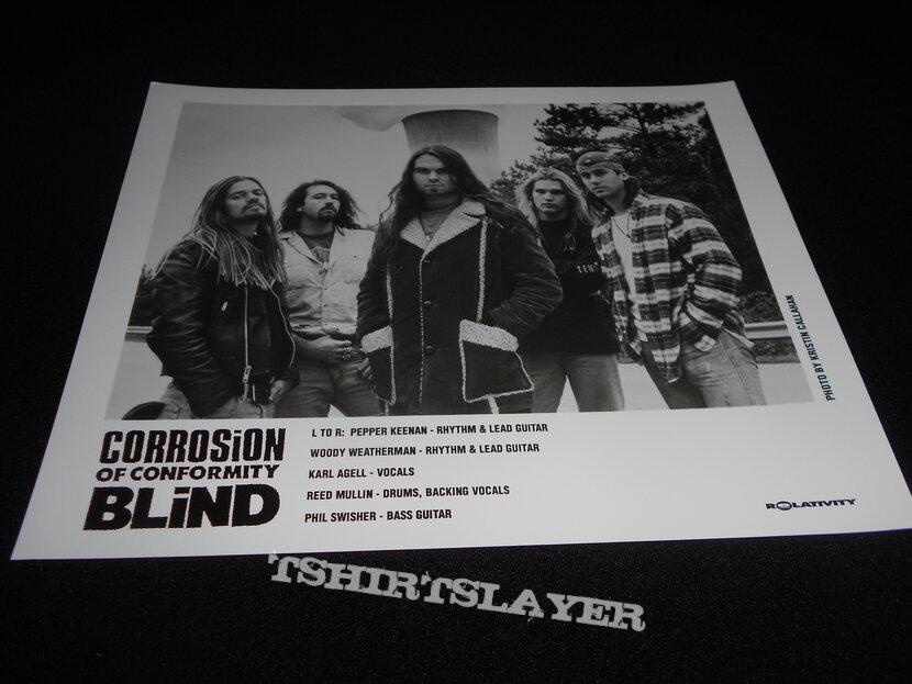 Corrosion Of Conformity / Promo