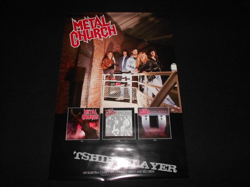 Metal Church / Poster