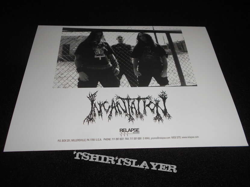 Incantation / Promo