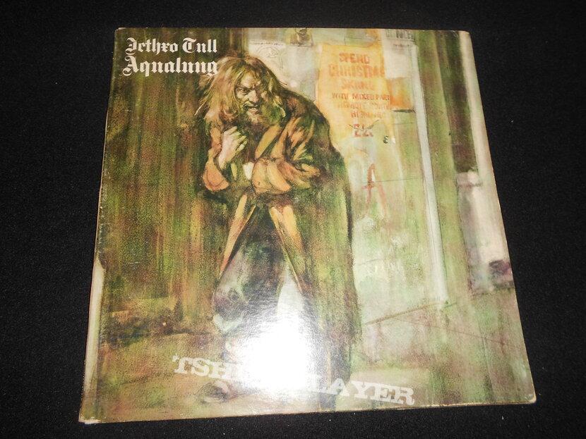 Jethro Tull / Aqualung LP