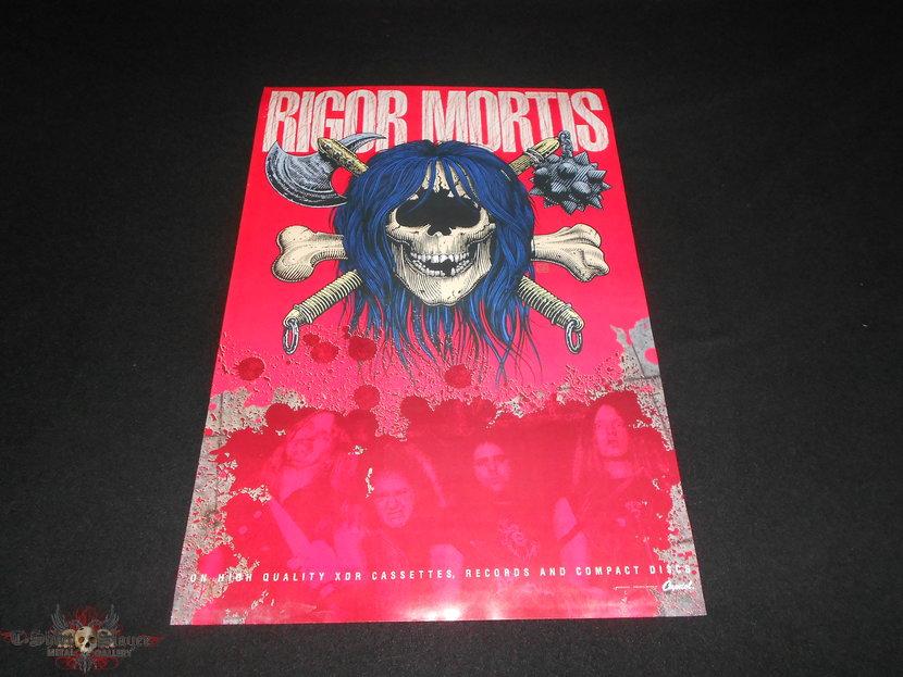 Rigor Mortis / Poster