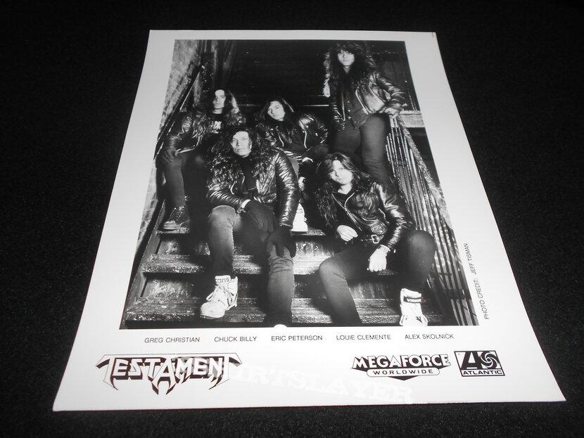 Testament / Promo