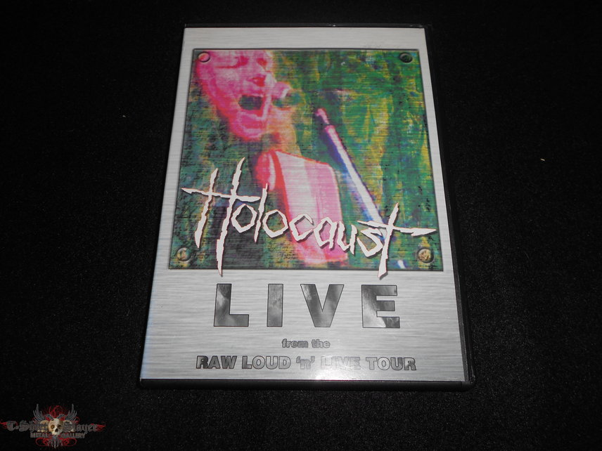 Holocaust / Live From the Raw Loud 'N' Live Tour DVD