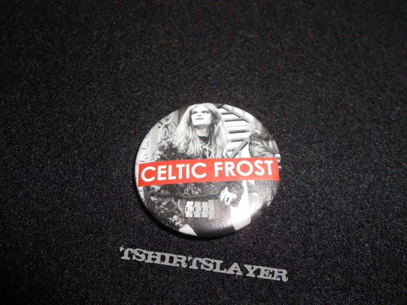 Celtic Frost / Button