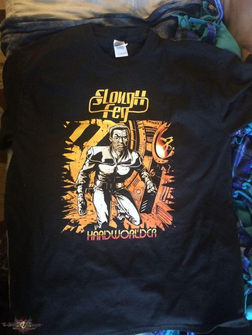 Hardworlder shirt