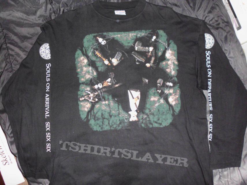 Dimmu Borgir The Cunt Hunters Of The Night Tshirtslayer Tshirt