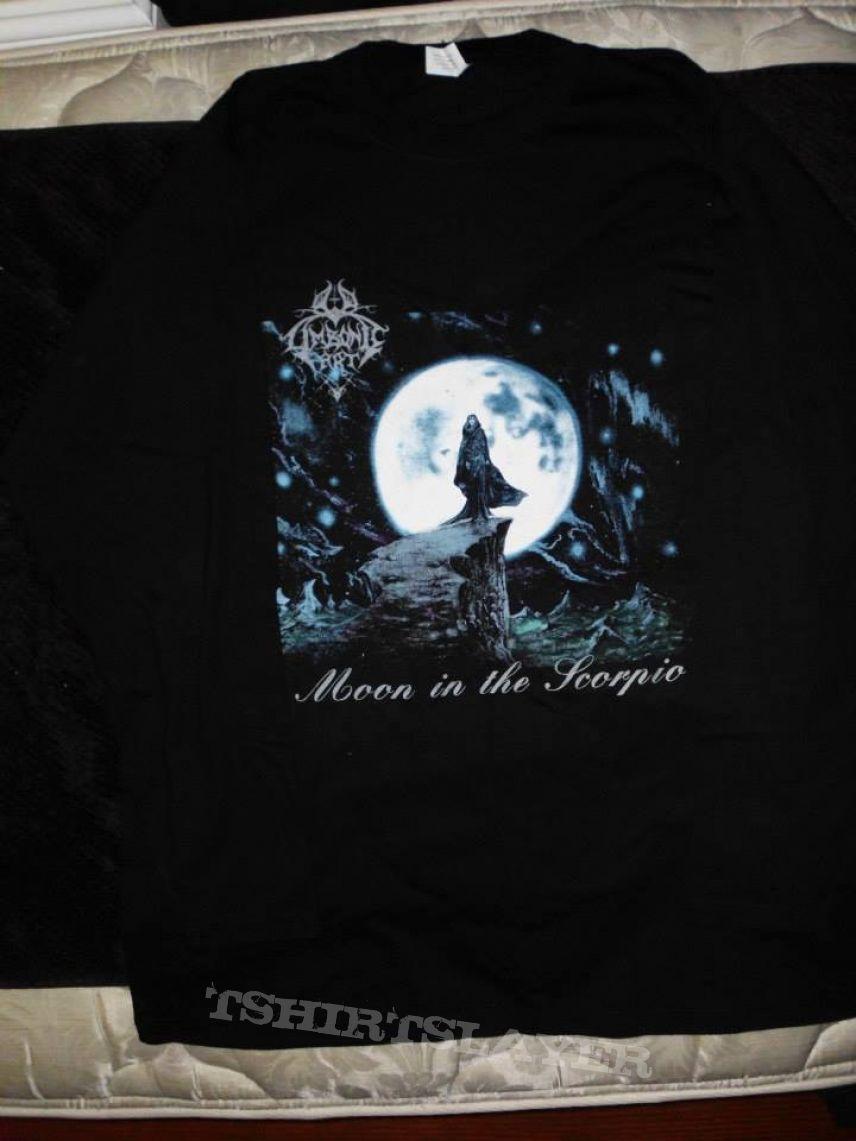 "Limbonic Art ""Moon in the Scorpio"" longsleeve"