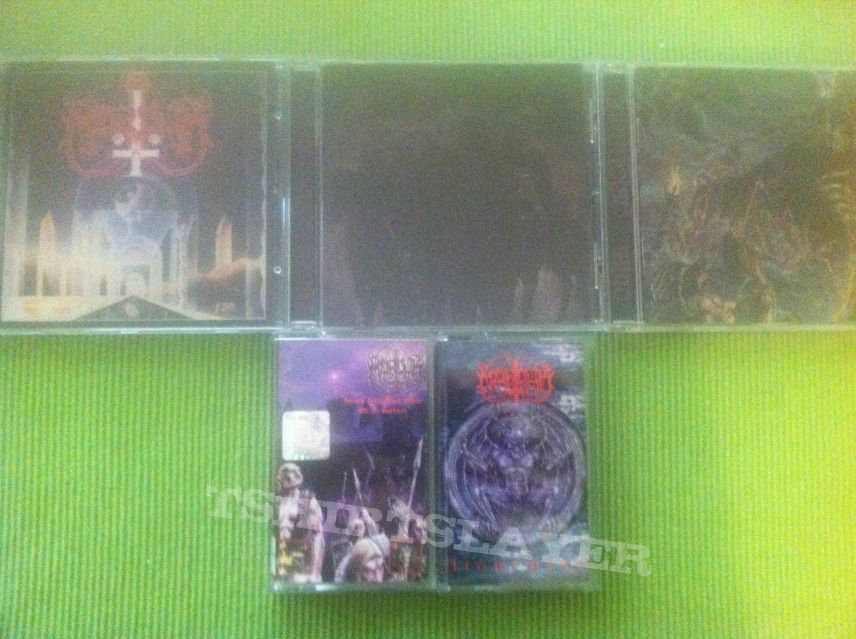 My Marduk Collection