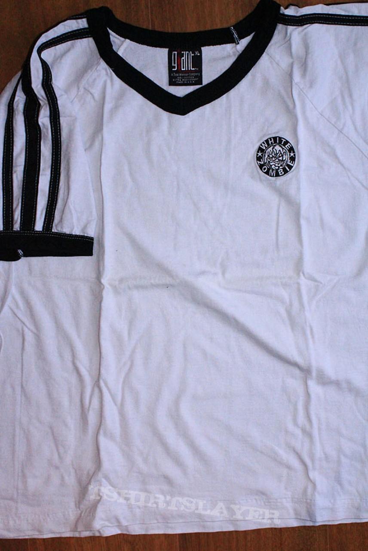 TShirt or Longsleeve - White Zombie - Round Logo - T-Shirt