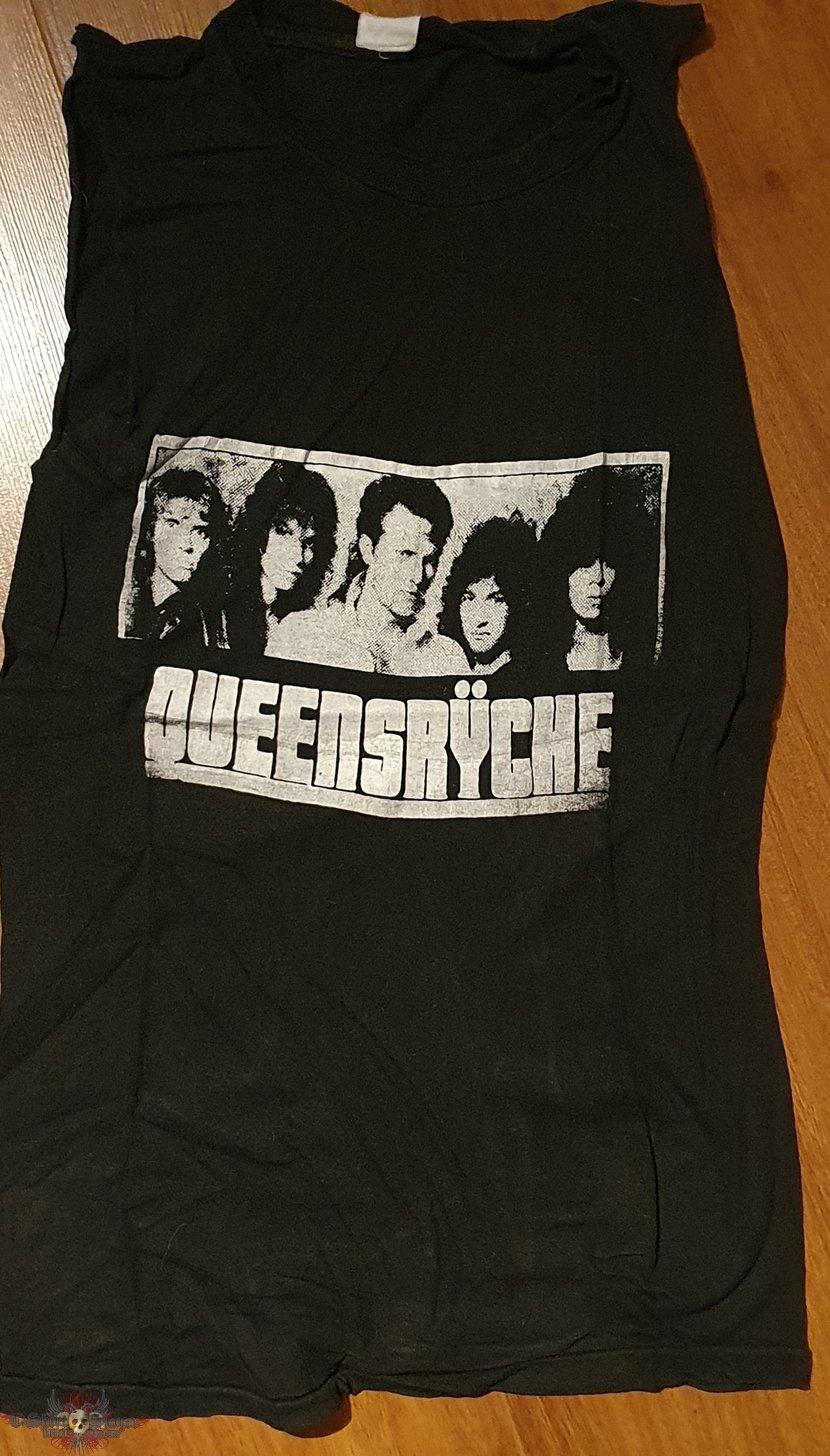 Queensryche - The Warning - bootleg shirt