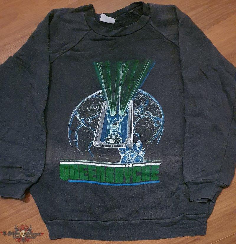 Queensryche - The Warning - bootleg sweat-shirt