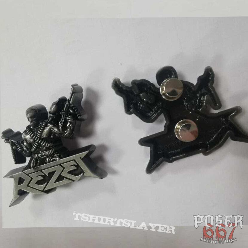 Rezet 3D Metal Pin