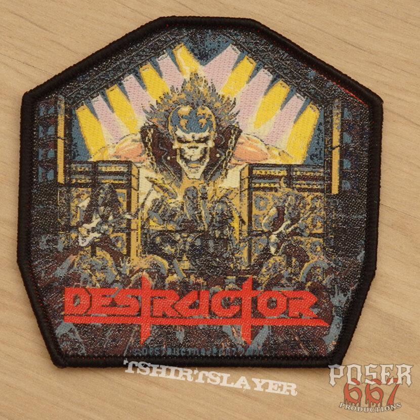 DESTRUCTOR Patch – Decibel Casualties