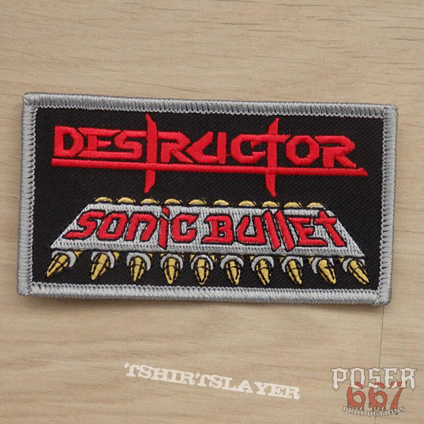 DESTRUCTOR Patch – Sonic Bullet