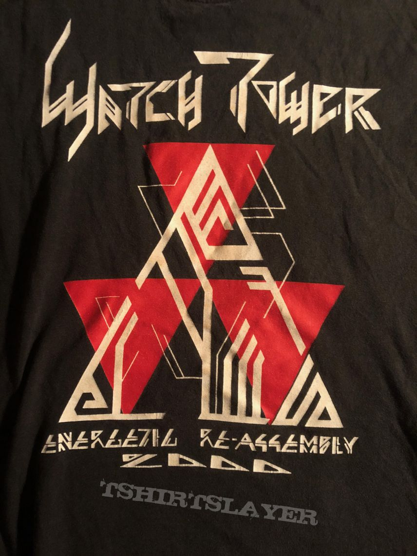 Watchtower Energetic Re-Assembly 2000 Shirt