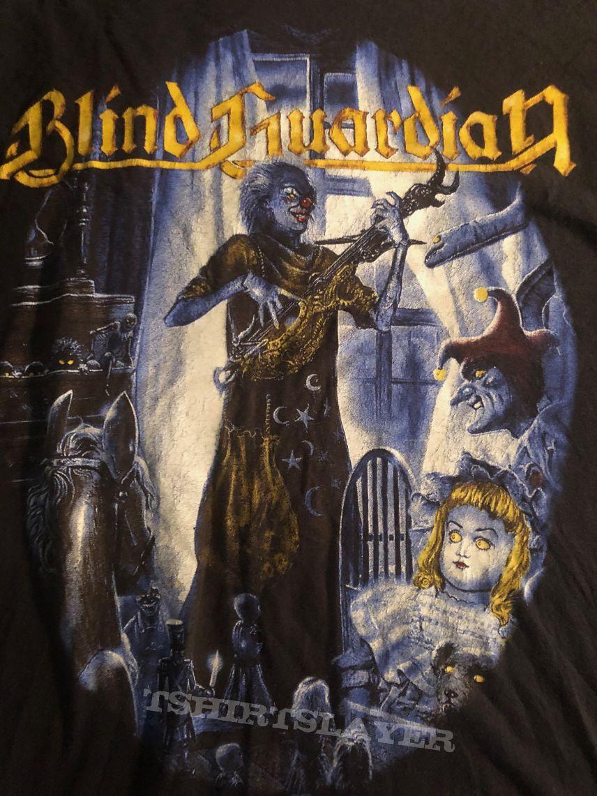 Blind Guardian Script For My Requiem Shirt