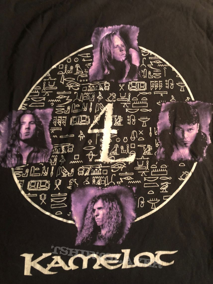 Kamelot The Fourth Legacy Shirt