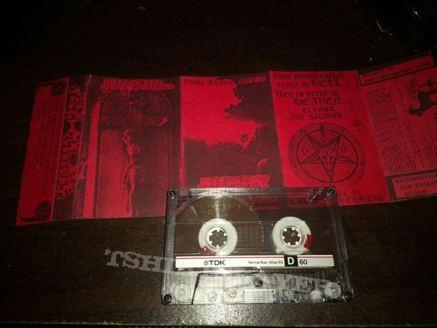Wind of the Black Mountains S/T demo