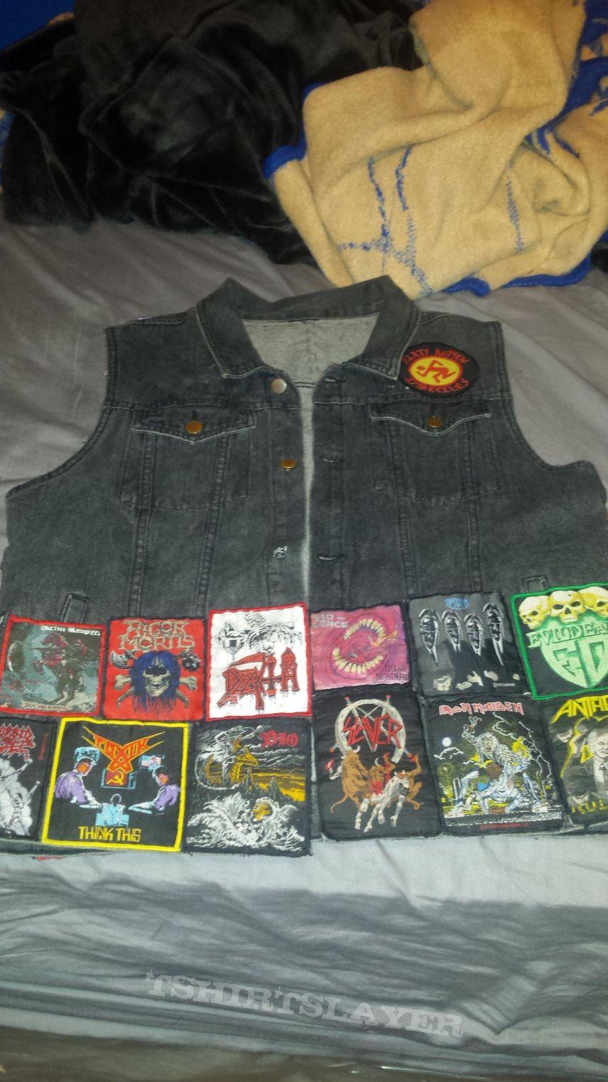 Battle jacket update #4